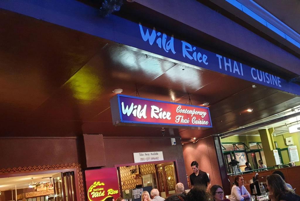 Wild Rice Thai Restaurant